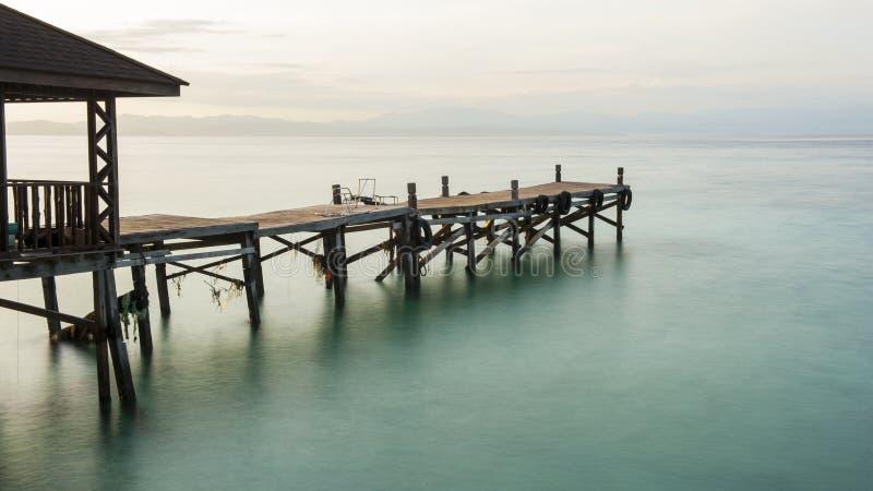 Sabah Mermaid Island photographie stock