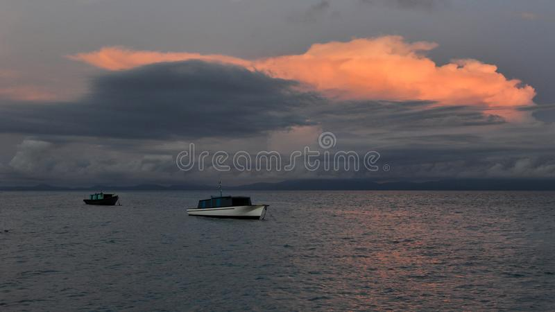 Sabah Mermaid Island photo stock