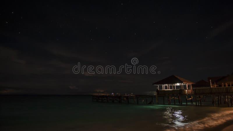 Sabah Mermaid Island image libre de droits