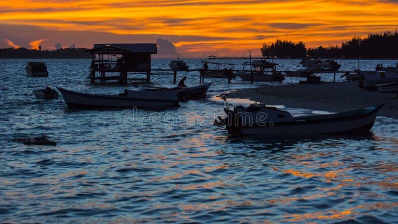 Sabah Mermaid Island image stock