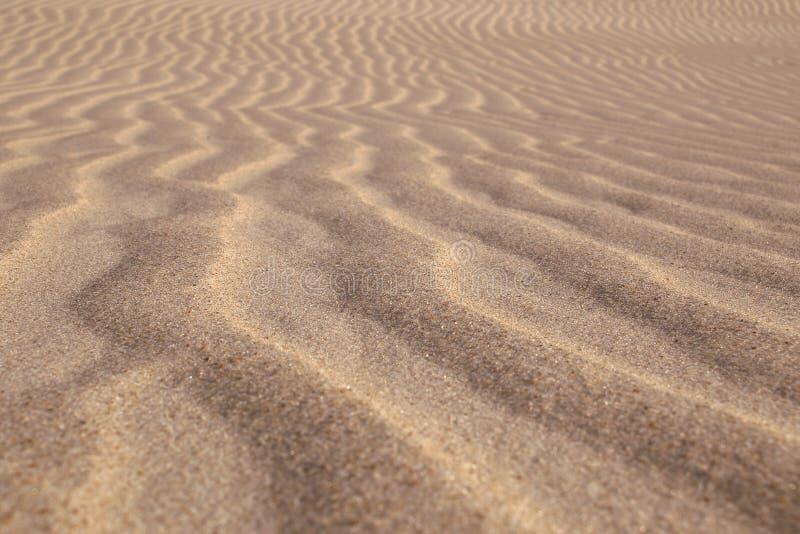 Sabbia come priorità bassa immagine stock libera da diritti