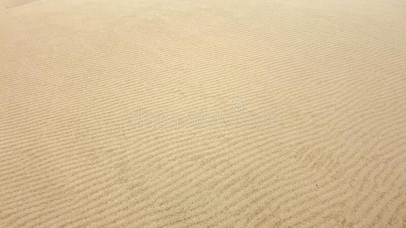 Sabbia e vento immagini stock libere da diritti