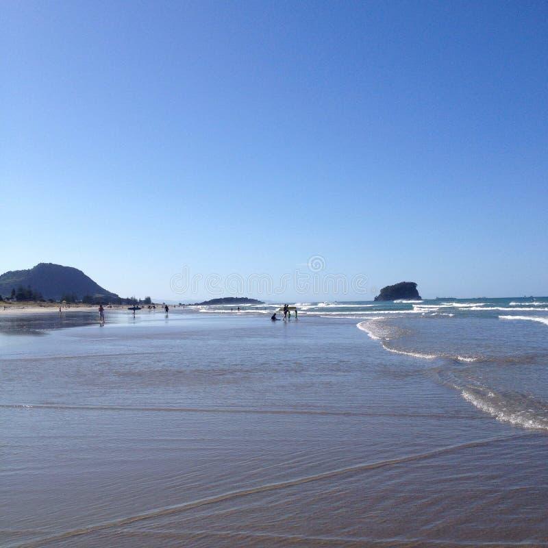 Sabbia inzuppata fotografia stock