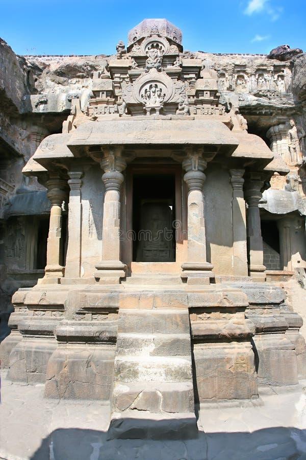 Sabha Świątynia (Indra Sabha zdjęcia royalty free
