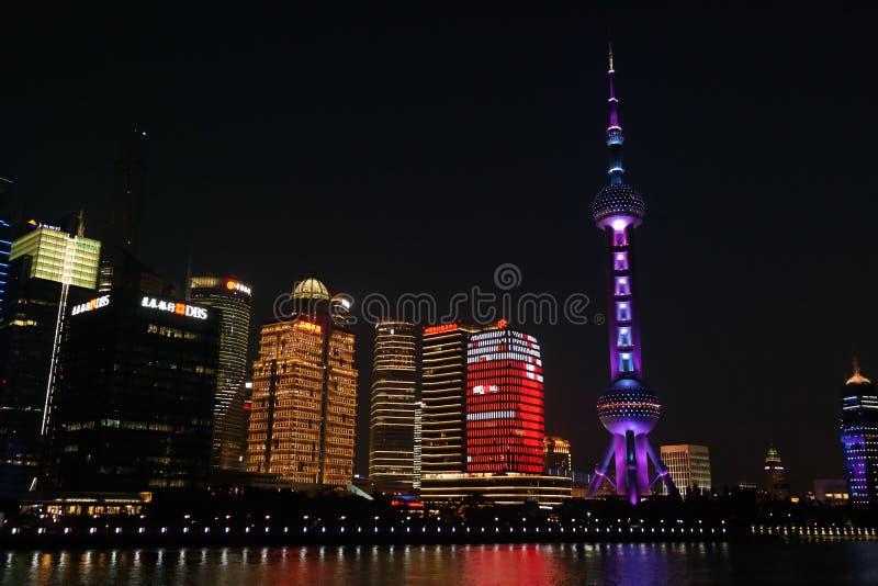 Sable ligero de Shangai fotografía de archivo libre de regalías