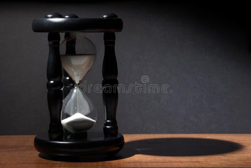 Sables de temps photographie stock