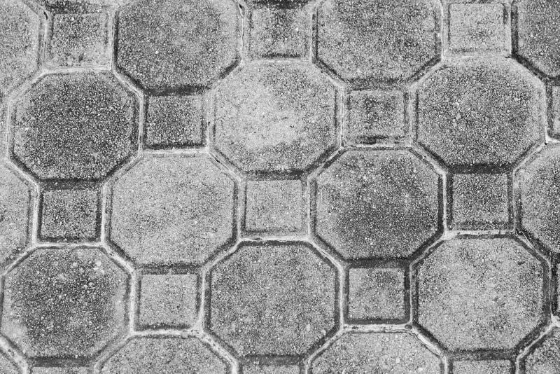 Sabot gris de bloc de béton images libres de droits