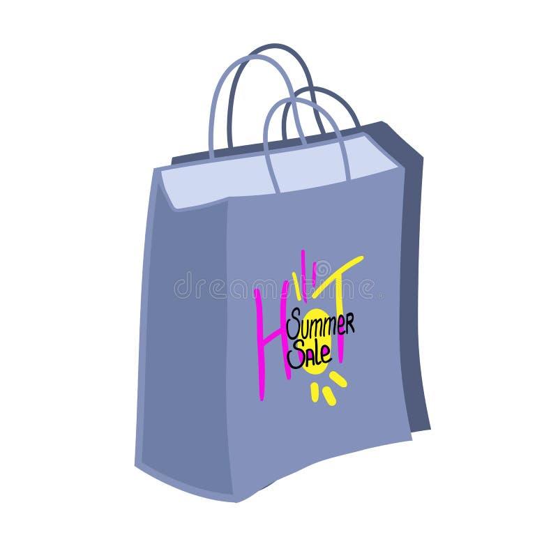 sac illustration stock