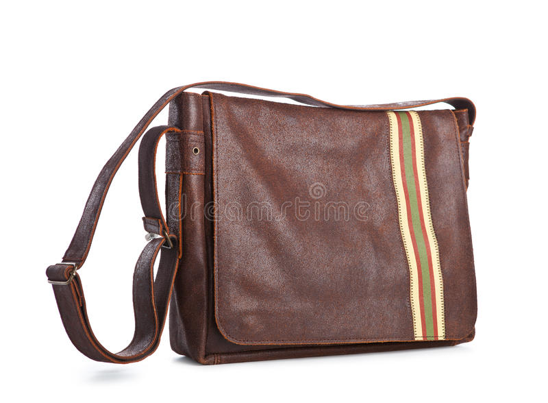Sac d'hommes images stock