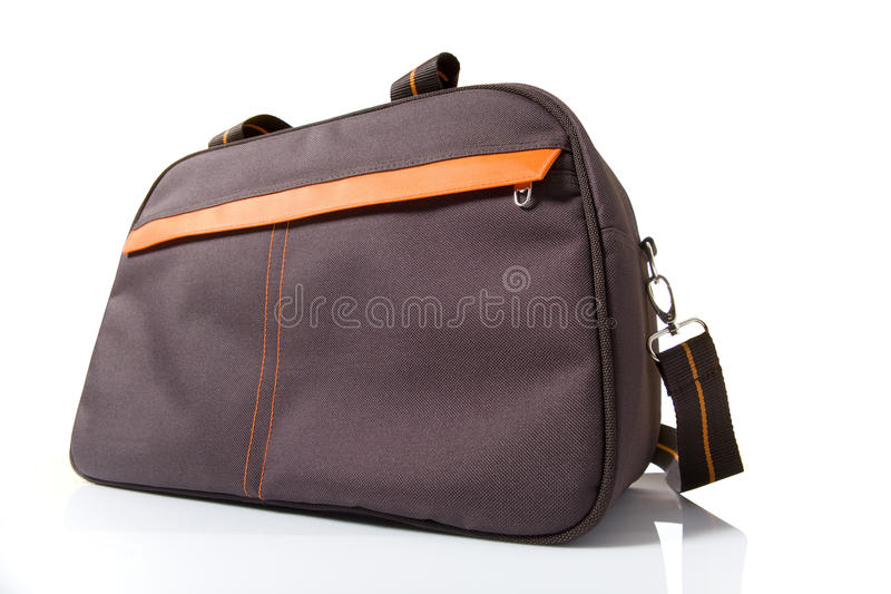 Sac de course photographie stock