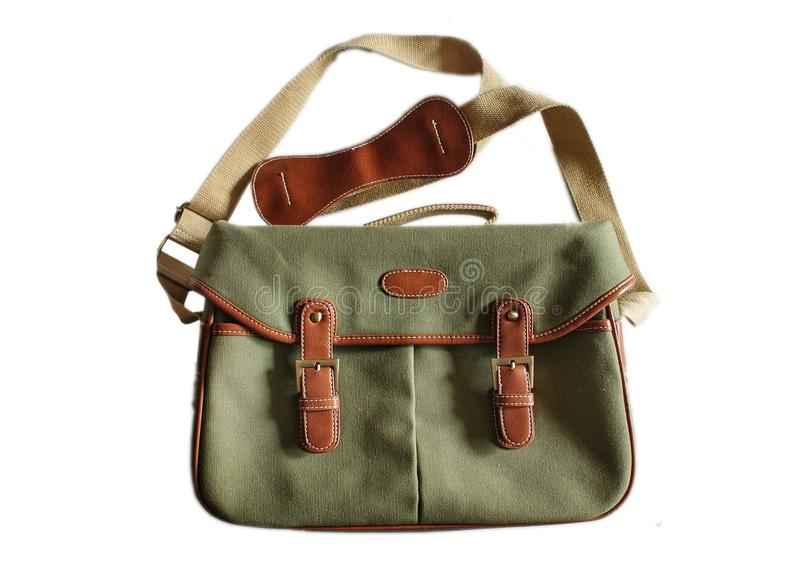 Sac moderne d'isolement image stock