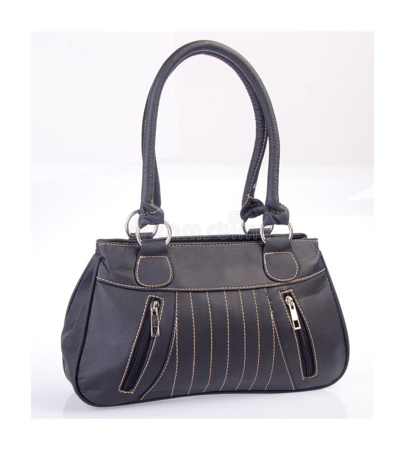 sac sac noir sur le fond photos libres de droits