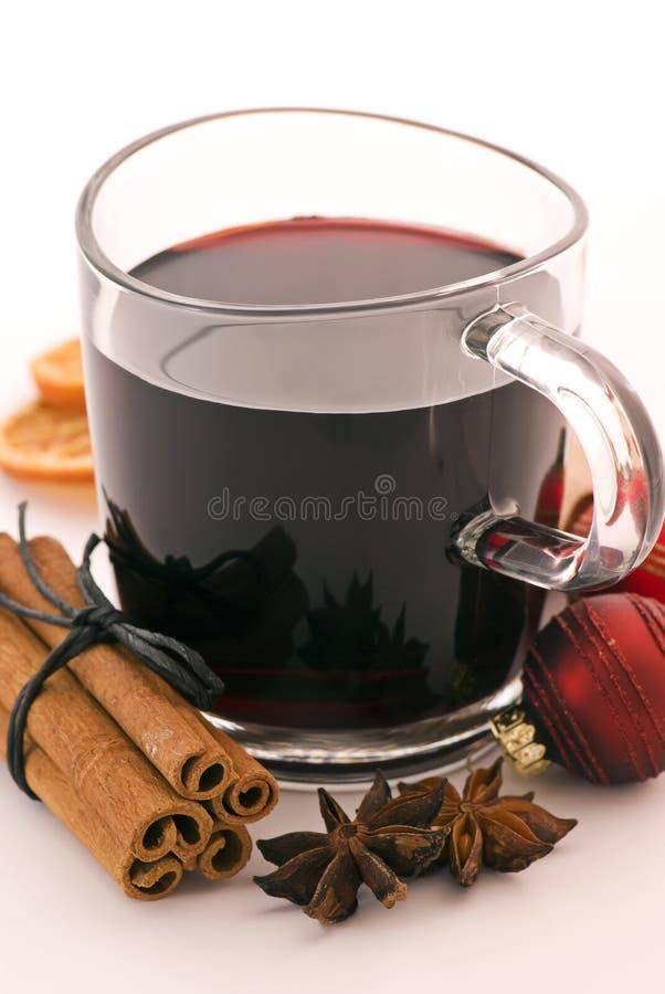Sacador caliente del vino foto de archivo