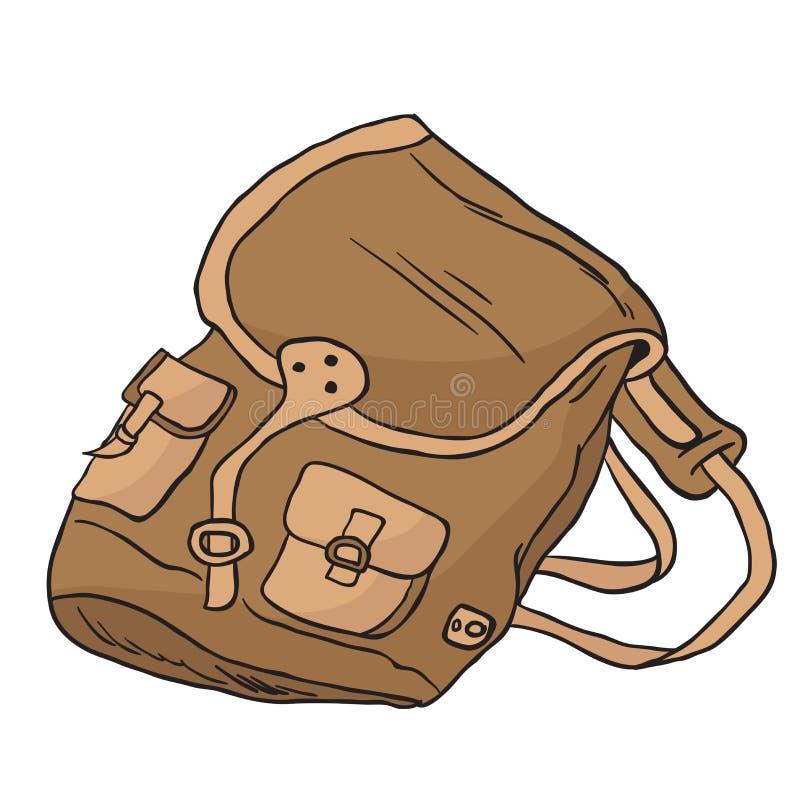sacchetto illustrazione vettoriale