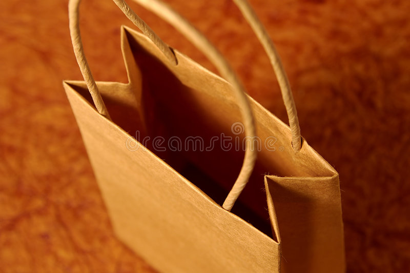Sacchetto Da Sopra Fotografie Stock