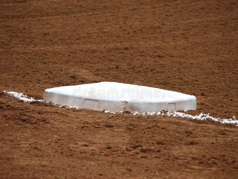 Sacchetto di baseball fotografia stock libera da diritti