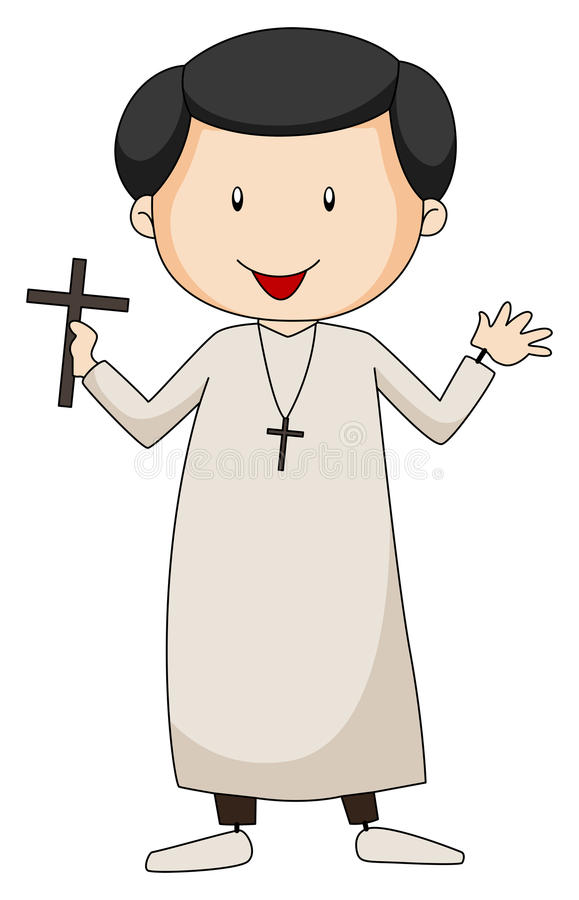 sacerdote libre illustration