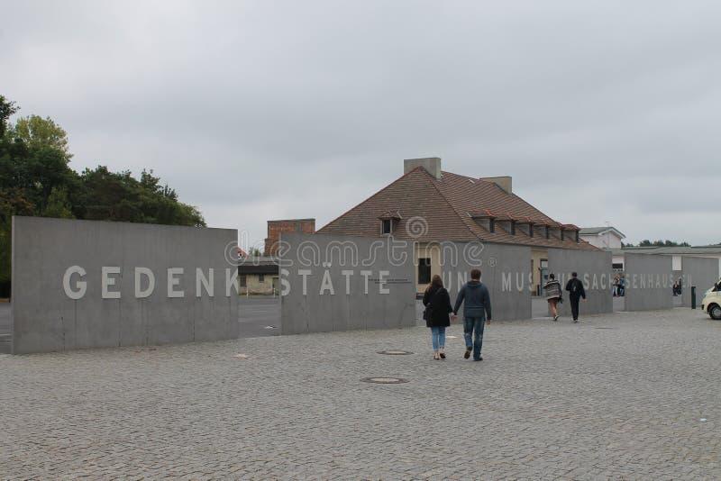 Sachsen hausen fotografia royalty free