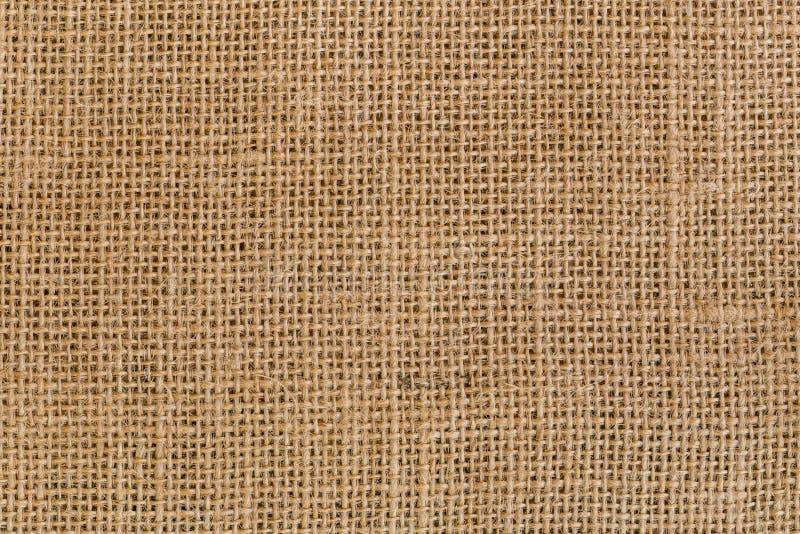Sack предпосылка текстуры/предпосылка съемки конца-вверх текстуры мешка/текстуры мешка стоковое фото rf