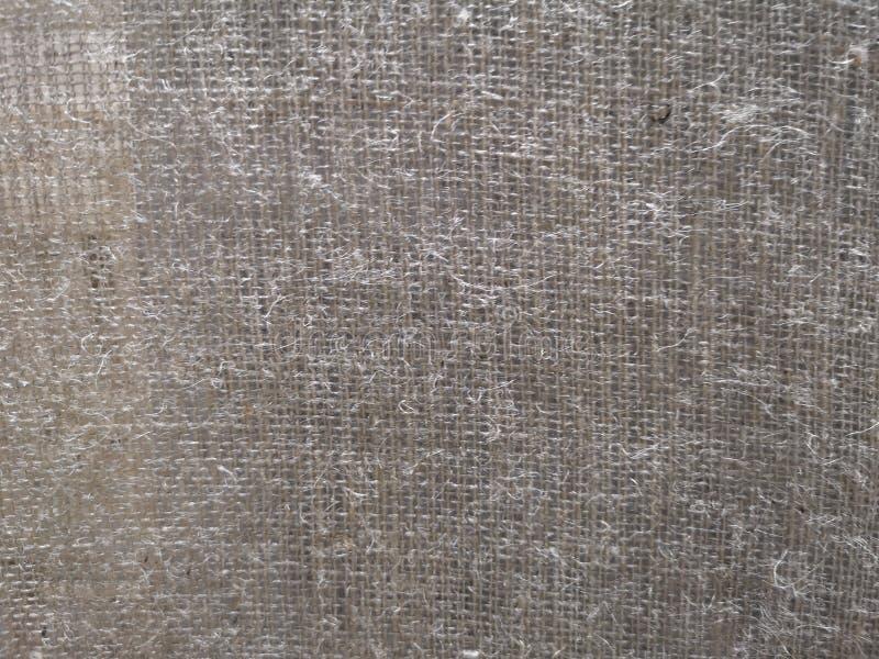 Sackcloth για την υλική ταπετσαρία σύστασης υποβάθρου στοκ φωτογραφία με δικαίωμα ελεύθερης χρήσης