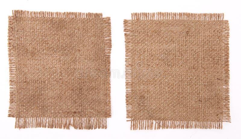 sackcloth υλικών στοκ φωτογραφίες με δικαίωμα ελεύθερης χρήσης