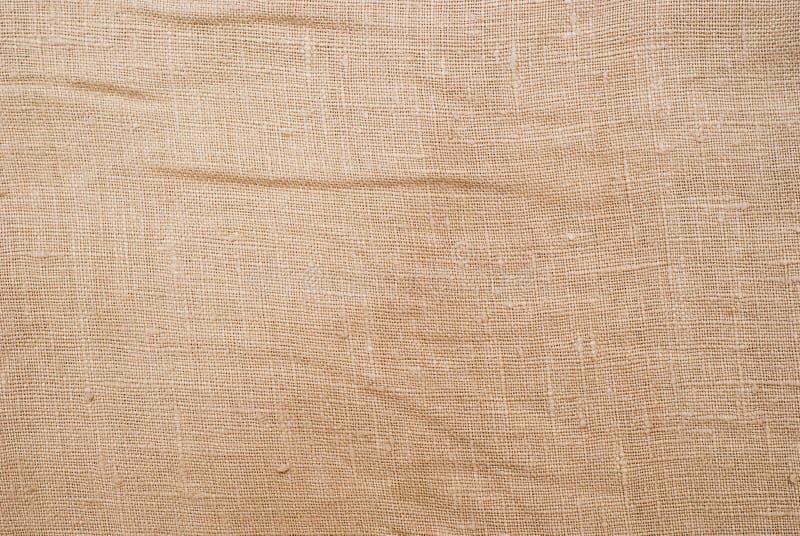 sackcloth arkivfoto