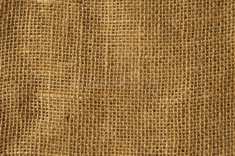 Sackcloth background