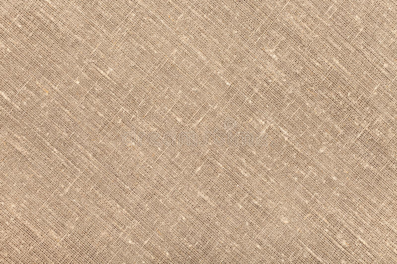 Sackcloth. Close-up view of sackcloth texture for background stock photography