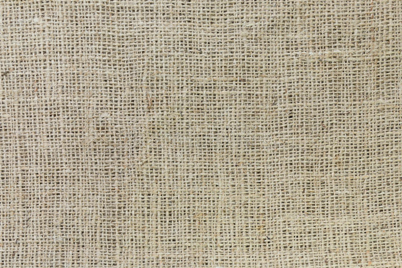 Sackcloth. A Seamless Sackcloth background texture stock images