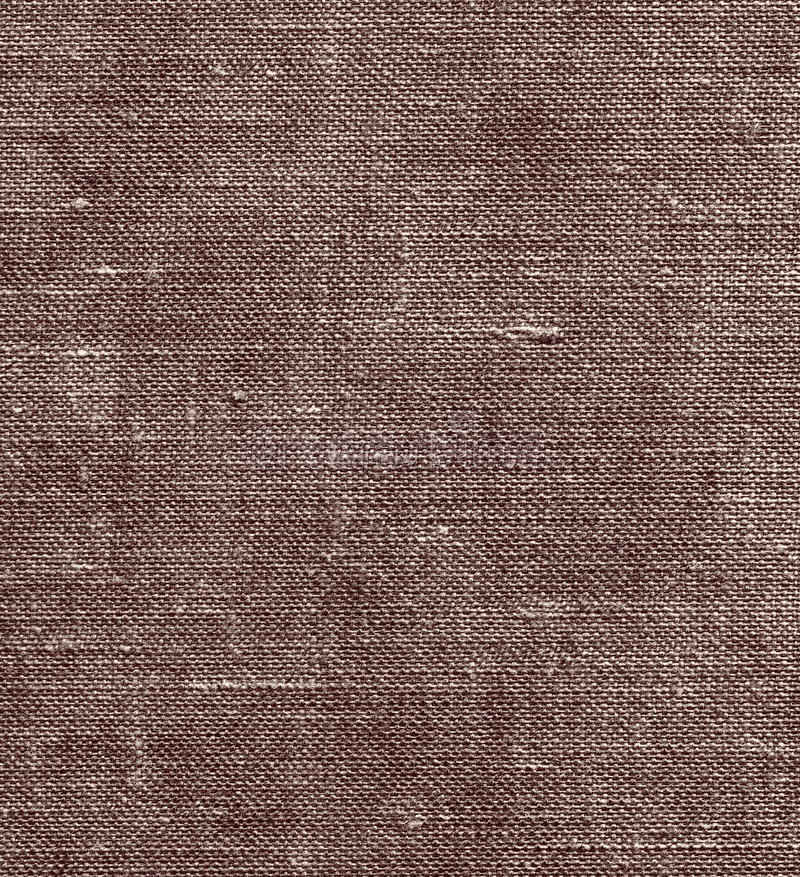 Sackcloth texture. Rough brown fabric texture of a sackcloth, scanned stock images