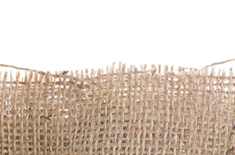 Sackcloth. A sackcloth textured background, macro stock photos