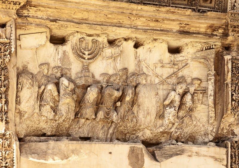 sacking Иерусалима стоковое фото