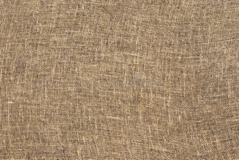 Sacking текстура стоковая фотография