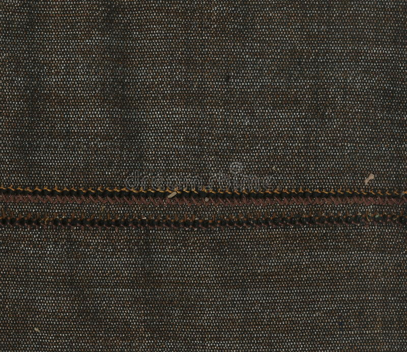 Sacking background. Grunge Cloth. Fabric Texture. texture brown fabric. stock images