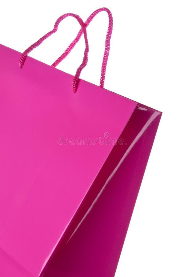 Saco colorido do presente ou de compra imagens de stock