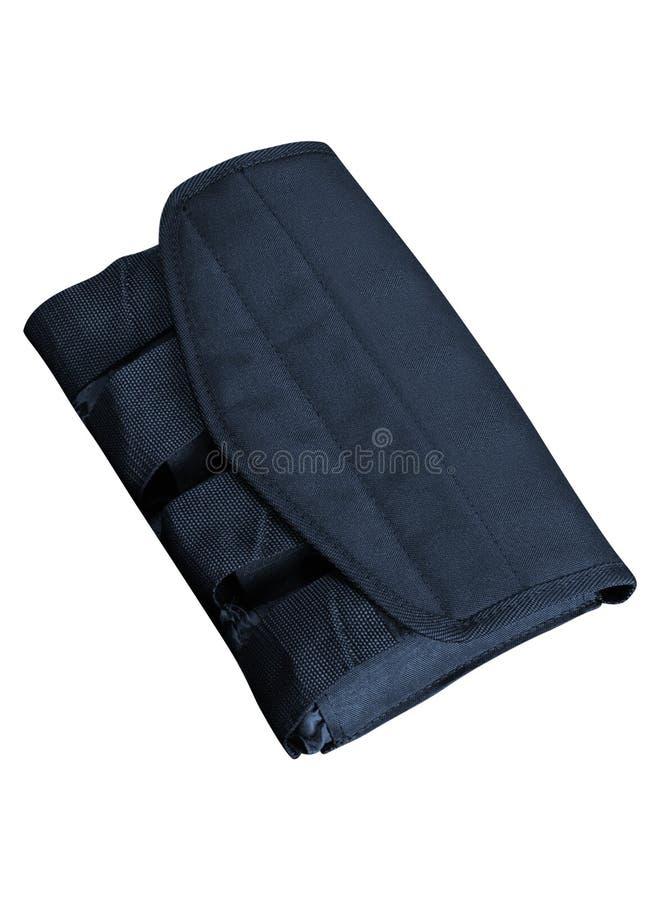 Saco da cintura isolado no branco foto de stock