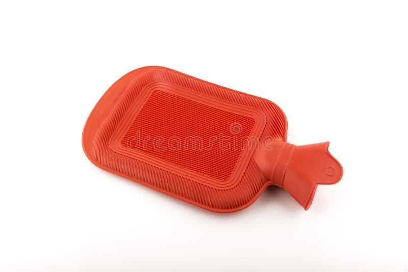 Saco de água quente fotografia de stock