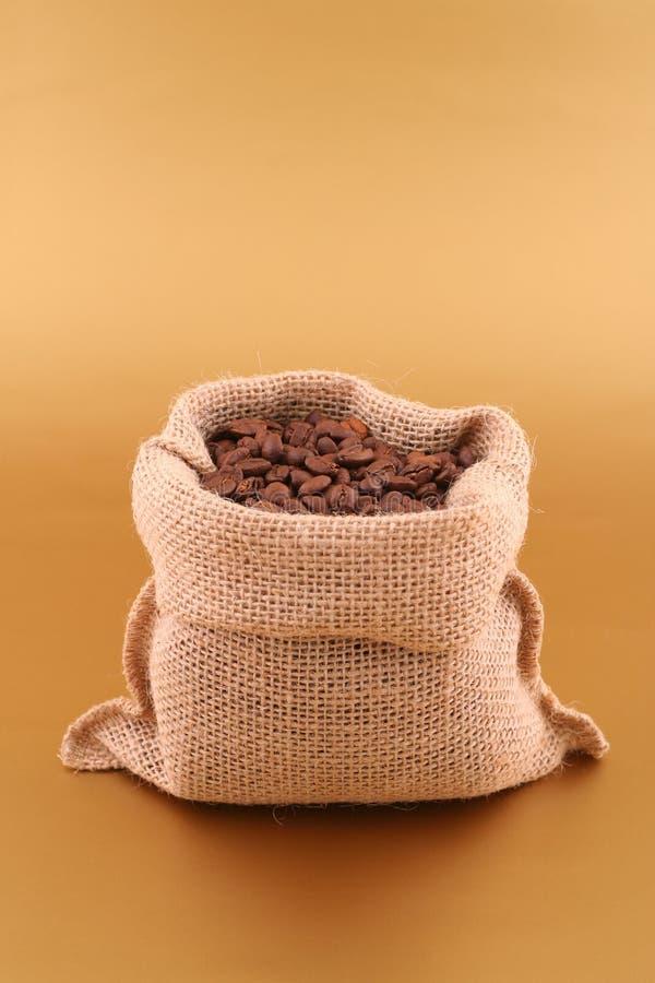 Saco de café imagens de stock