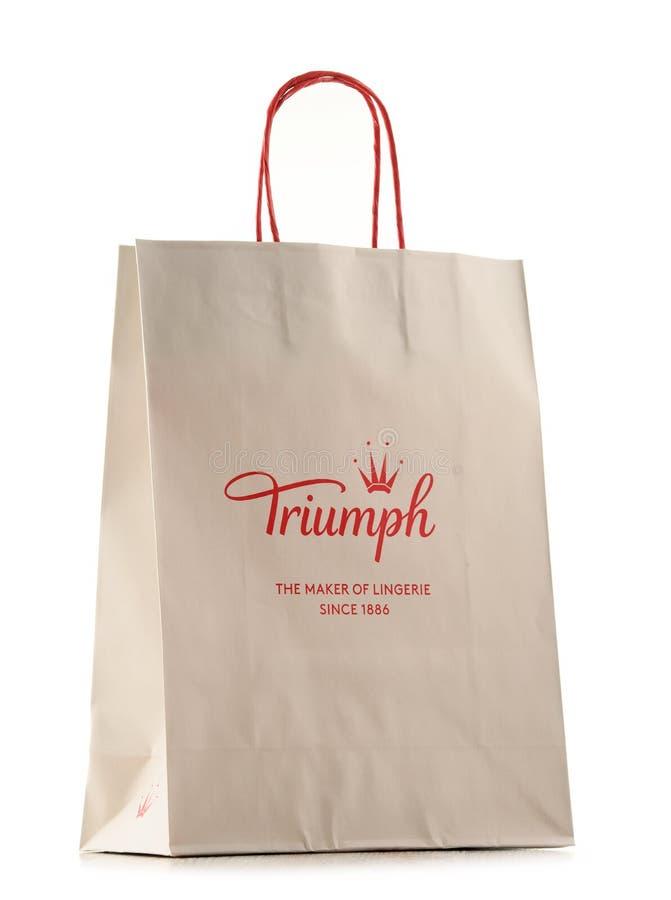 Download Saco De Compras Original Do Papel De Triumph Isolado No Branco Imagem Editorial - Imagem de saco, projeto: 80100840