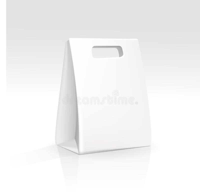 Download Saco De Compras Vazio No Fundo Branco Ilustração do Vetor - Ilustração de negócio, projeto: 29849223