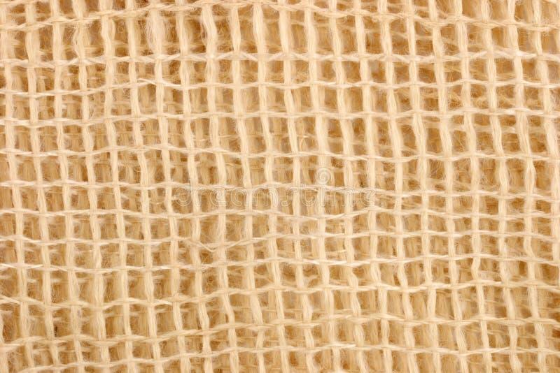 Saco de la patata (textura) imágenes de archivo libres de regalías