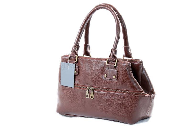Saco de mão/bolsa luxuosos imagem de stock