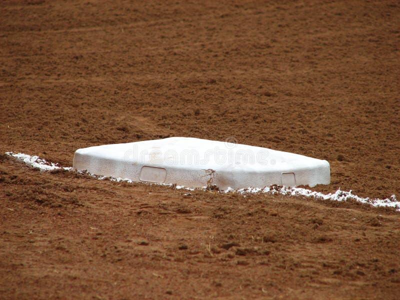 Saco do basebol foto de stock royalty free