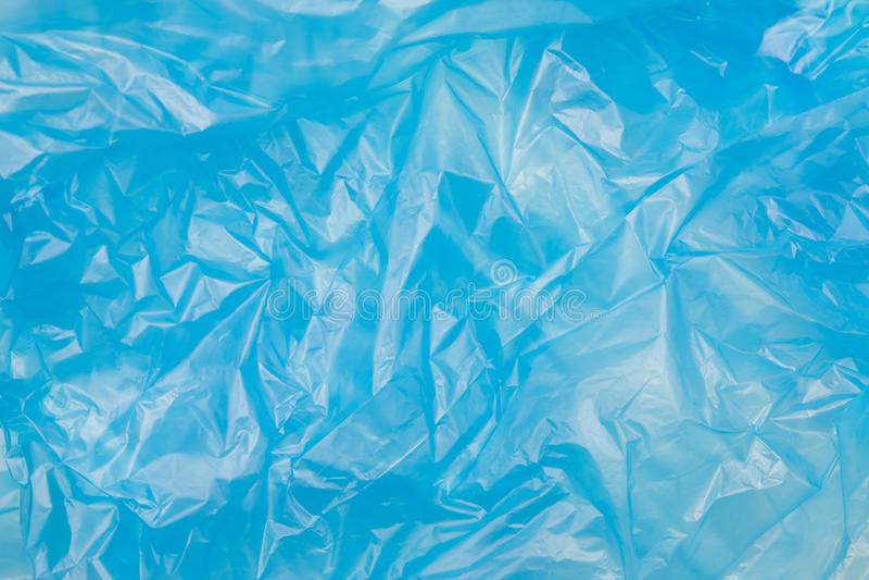 Sacos de plástico descartáveis imagens de stock royalty free