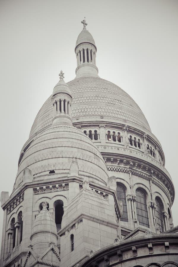 Sacré-Cœur stock photography