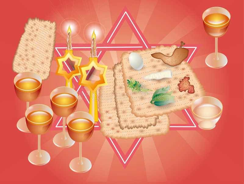Download Sacral Meal On Pesakh ( Passover) Royalty Free Stock Photo - Image: 7932245
