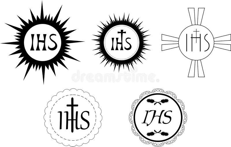 Sacramental Brot vektor abbildung