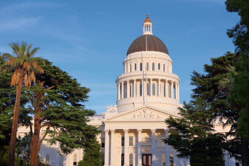 Sacramento, Kalifornien royaltyfria bilder