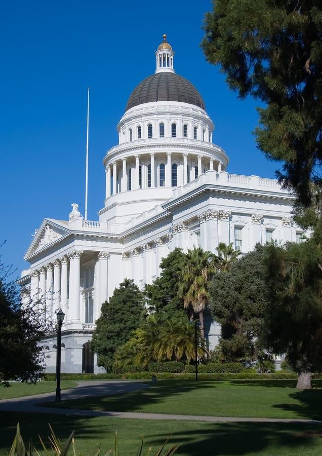 Sacramento stolicę państwa zdjęcie royalty free