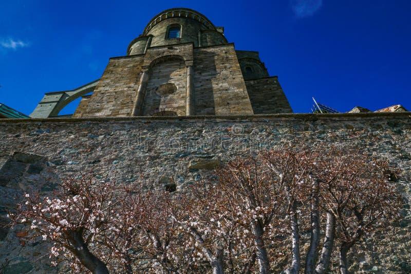 Sacrana di San Michele royaltyfri fotografi